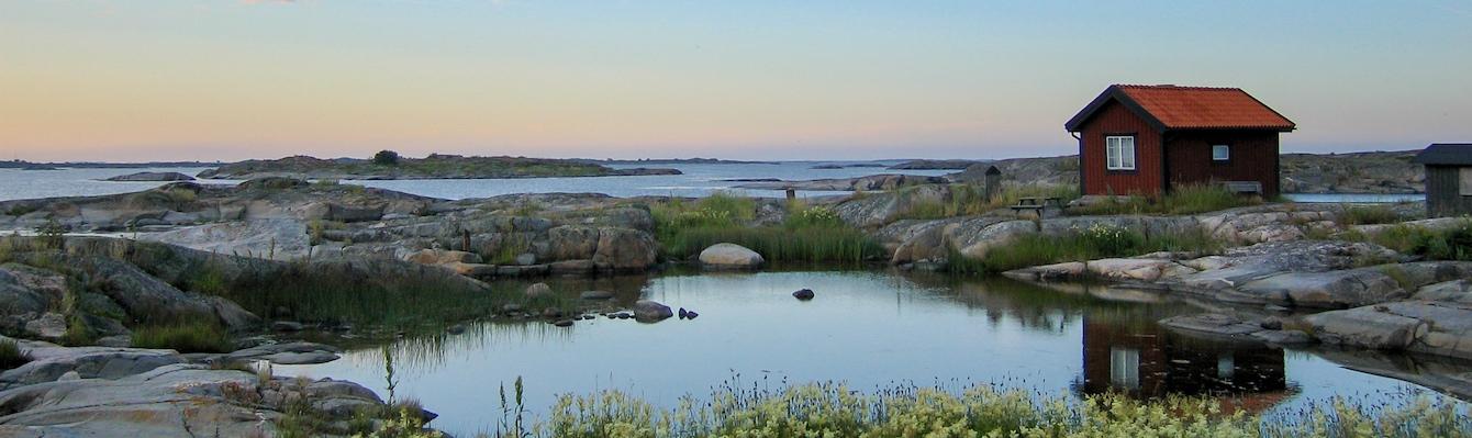 Excursión al archipiélago, Estocolmo