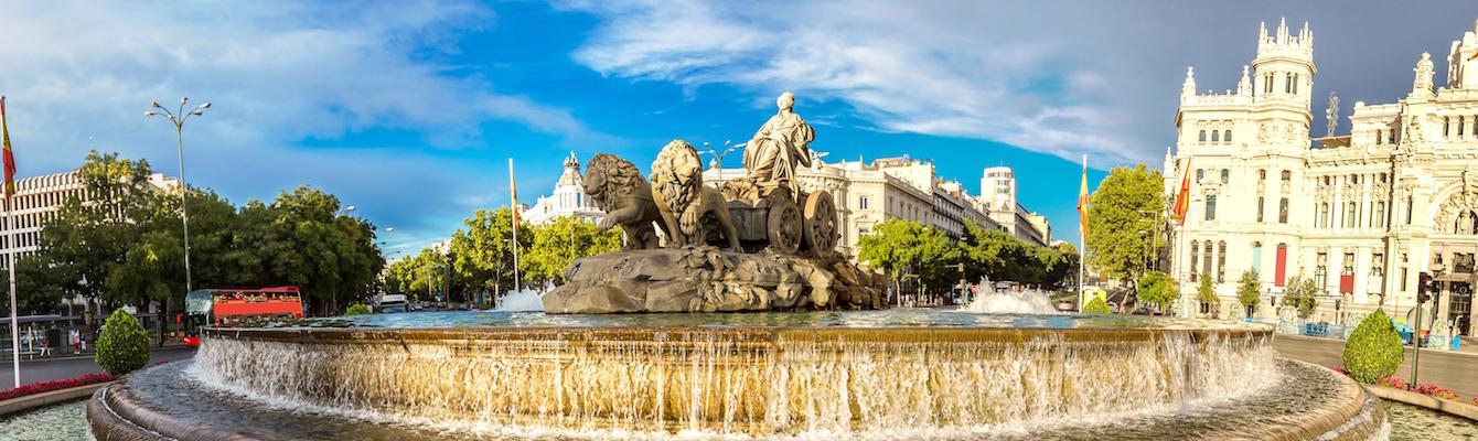 Paseo por la Gran Vía de Madrid