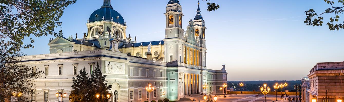 La Catedral de la Almudena