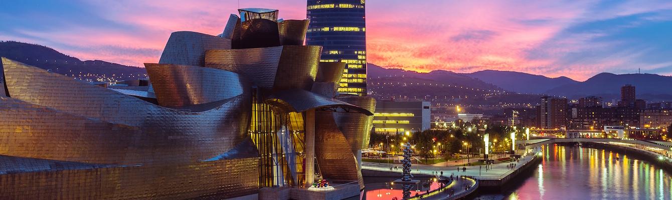 Visita al Museo Guggenheim Bilbao