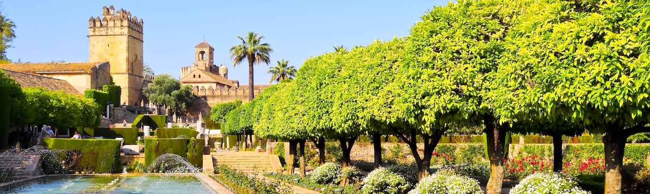 Alcázar de los Reyes Cristianos, Cordoba