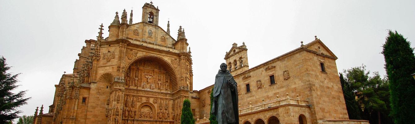 El Convento de San Esteban y el Convento de las Dueñas