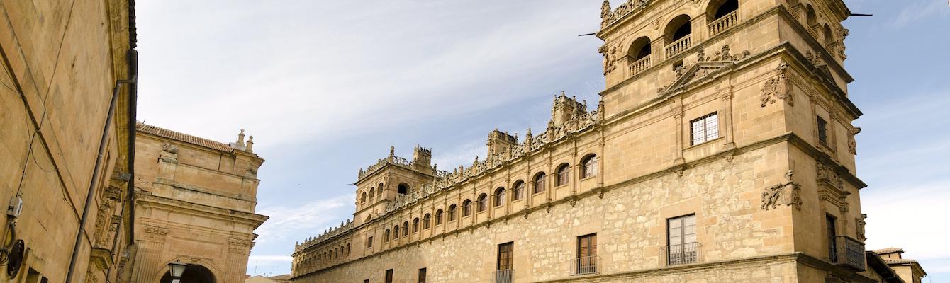 El Palacio de Monterrey, Salamanca