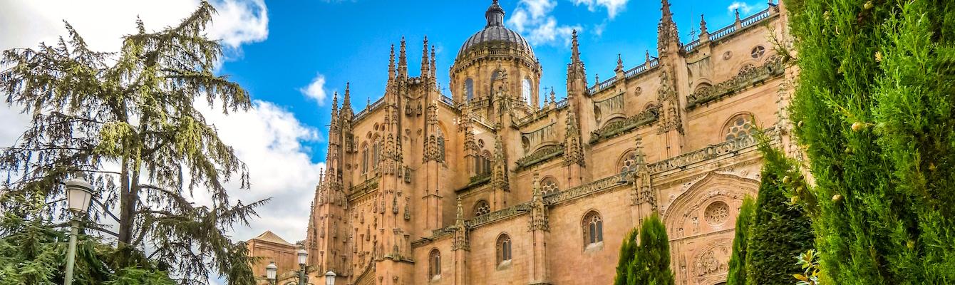 La Catedral Nueva, Salamanca