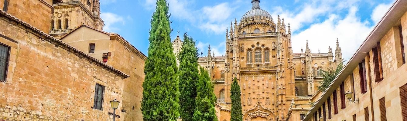 La Catedral Vieja de Salamanca