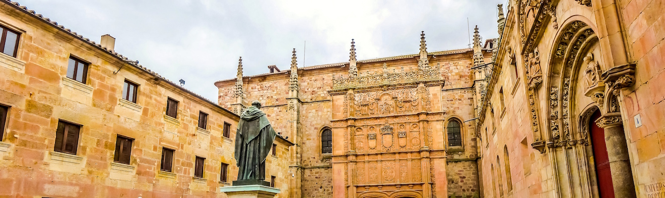 Las Escuelas Menores de Salamanca