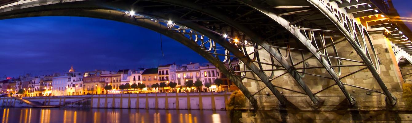 El barrio de Triana, Sevilla
