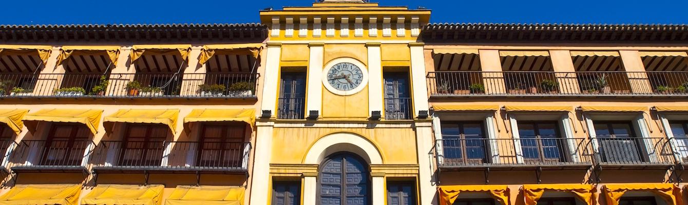 Plaza Zocodóver, Toledo