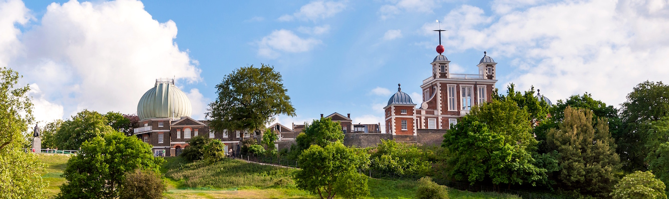 El Royal Observatory de Greenwich