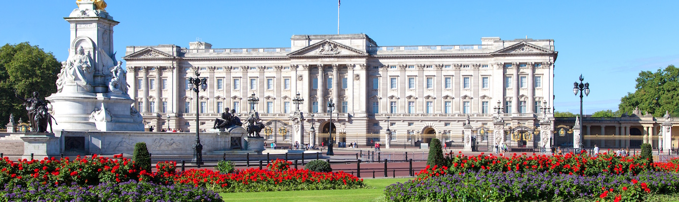 Buckingham Palace de Londres