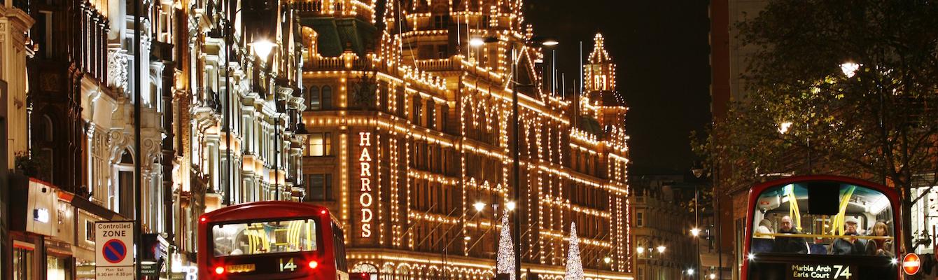 Harrods de Londres