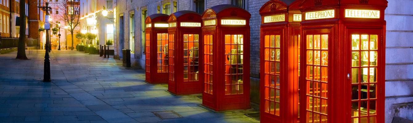 Los Seven Dials de Londres