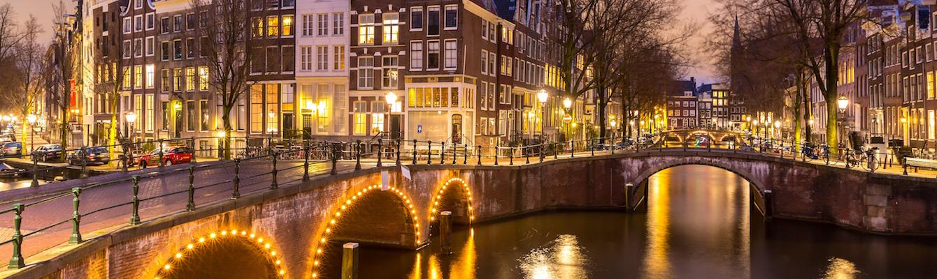 Las 9 calles Amsterdam
