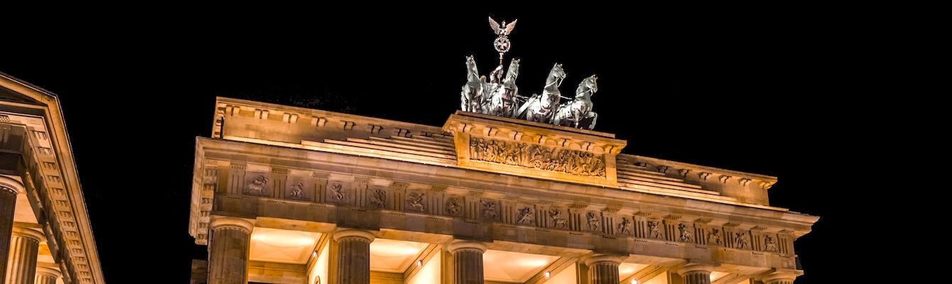 La Puerta de Brandeburgo Berlin