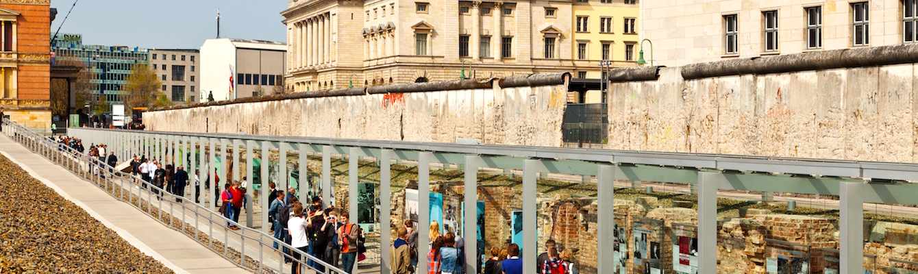 Topographie Des Terrors Berlin