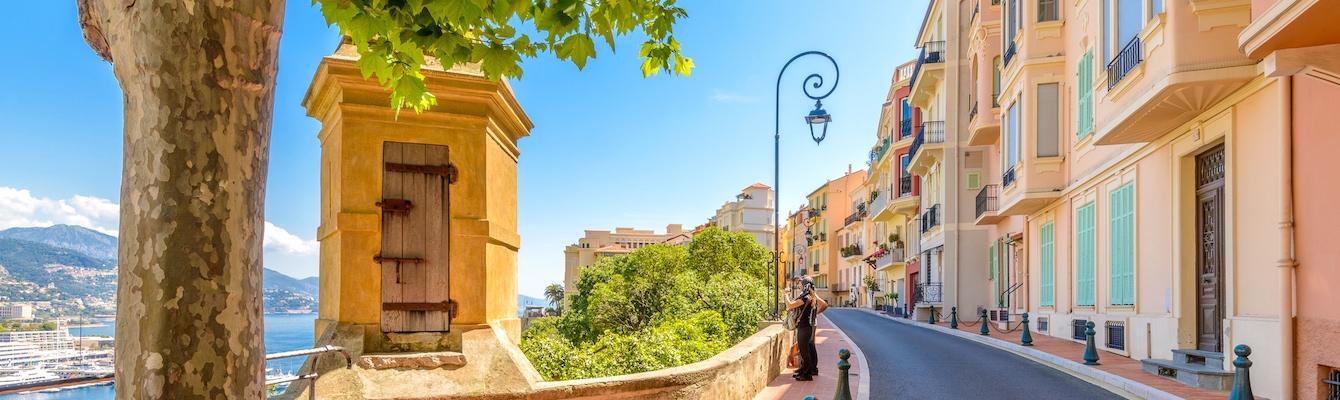 Ciudad vieja de Mónaco