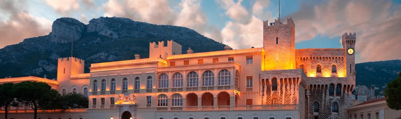 El Palacio Real de Mónaco