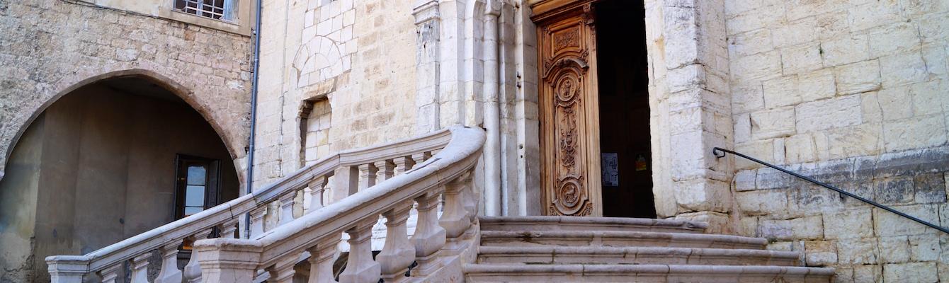 La Catedral de Grasse