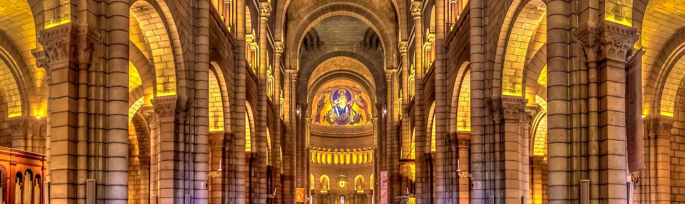 La Catedral de Mónaco