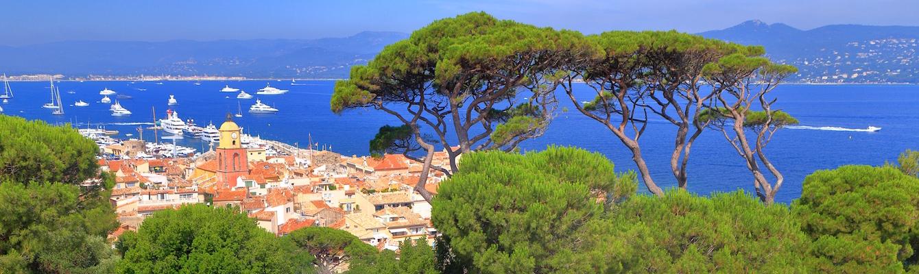 La Ciudadela de Saint-Tropez