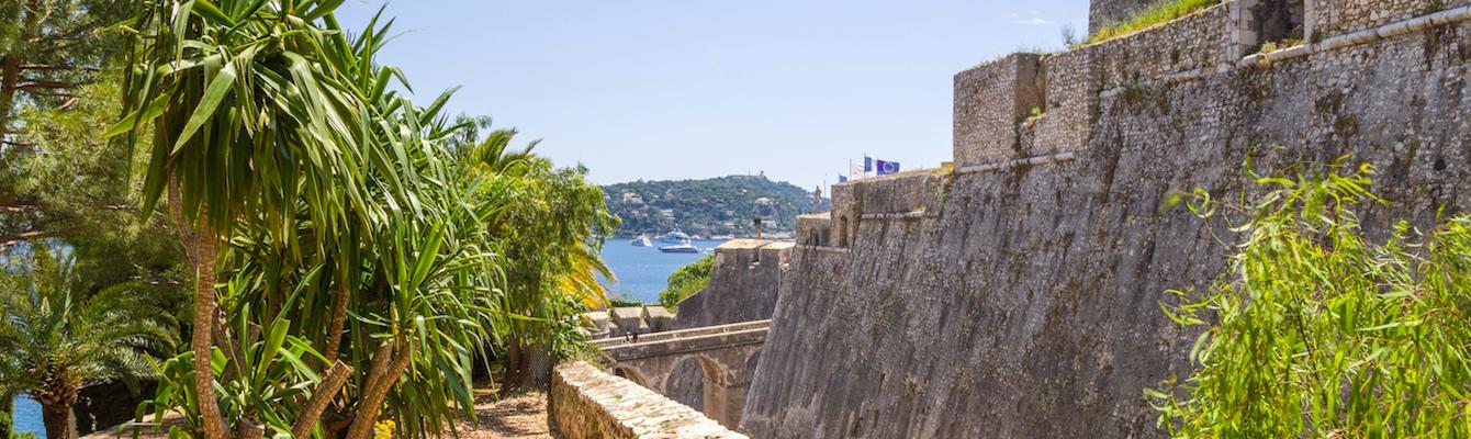 La Ciudadela de Villefranche-sur-Mer
