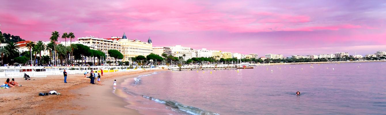 La Croissette Cannes