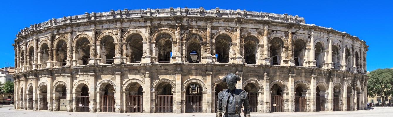 Las Arenas de Nîmes