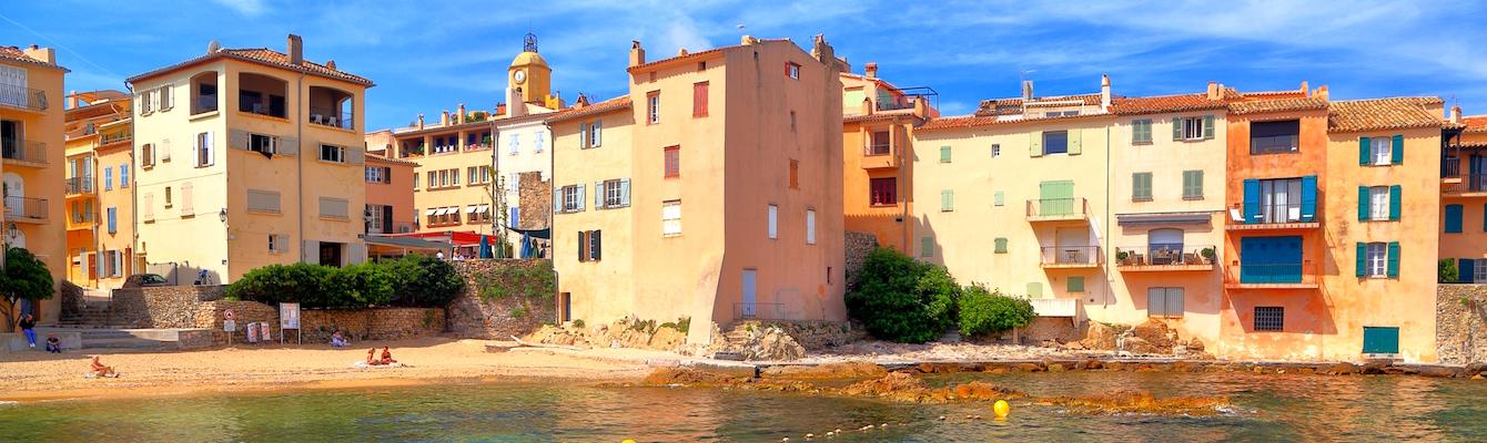 Vielle Ville (Ciudad Vieja) de Saint Tropez