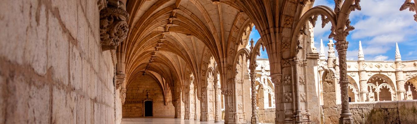 El Monasterio de los Jerónimos Lisboa