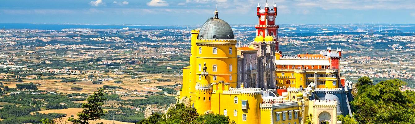 El Palacio da Pena Sintra