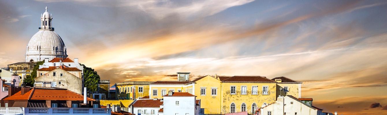 El Panteón Nacional Lisboa