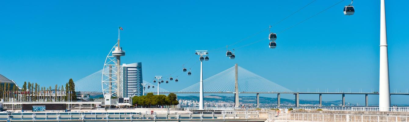 El Parque de las Naciones Lisboa