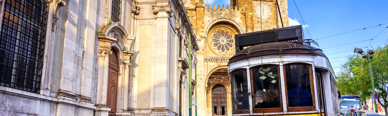 La Catedral de Lisboa