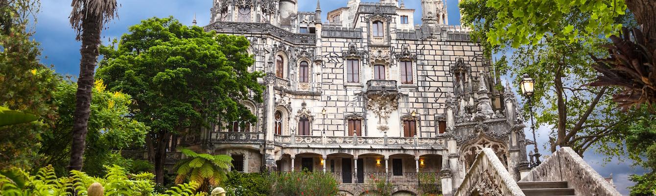 La Quinta da Regaleira Sintra
