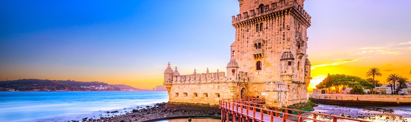 La Torre de Belém Lisboa