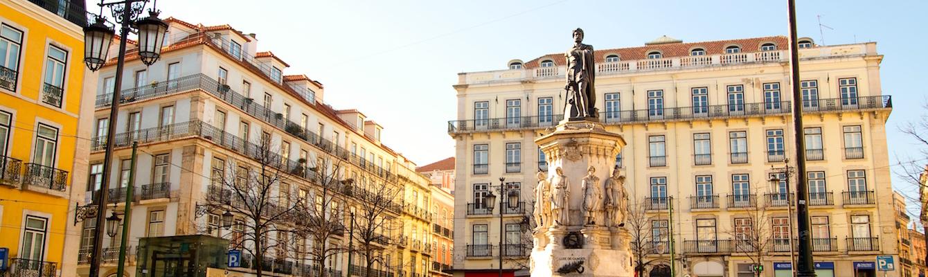 Barrio de Chiado, Lisboa