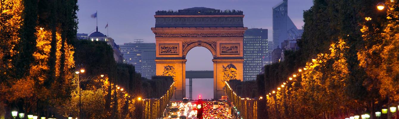 Arco de Triunfo de Paris