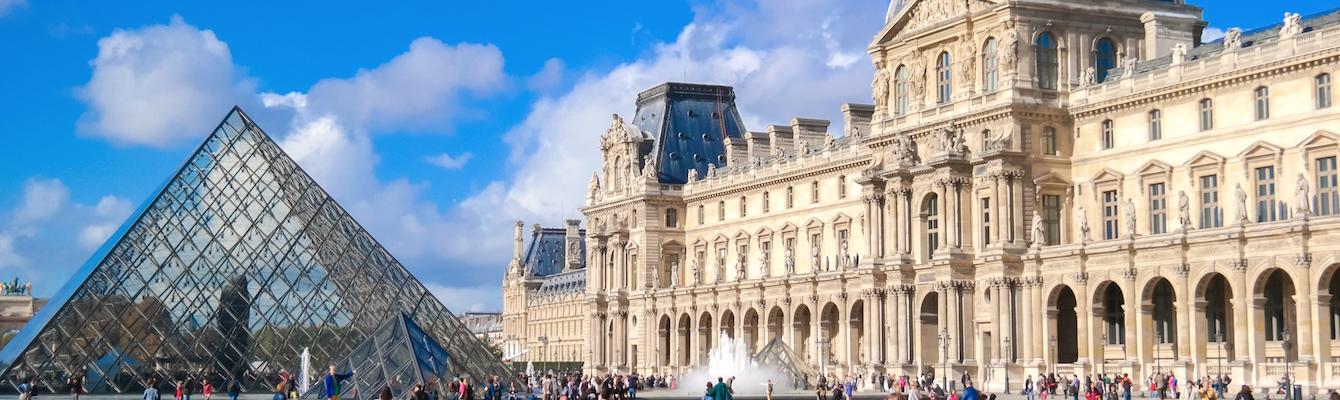 El Museo del Louvre Paris