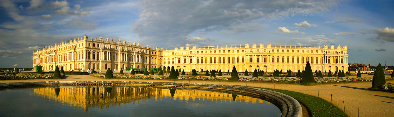 El Palacio de Versalles Paris