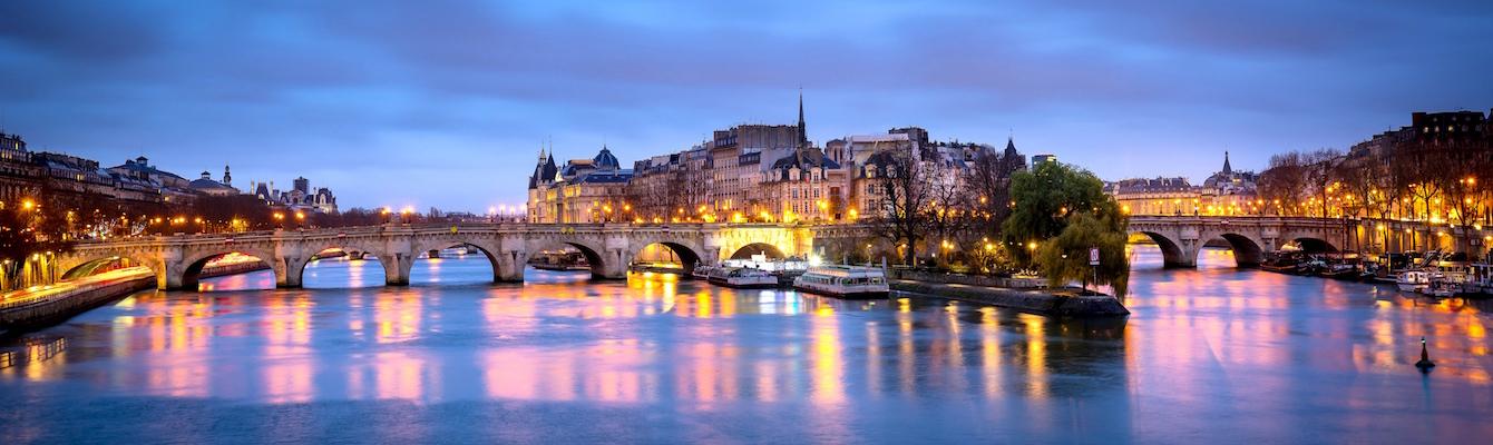 El Pont Neuf Paris