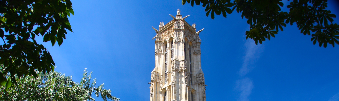 La Torre de Saint Jacques Paris