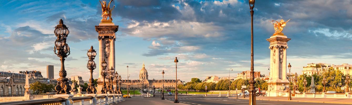 Les Champs Elisees Paris
