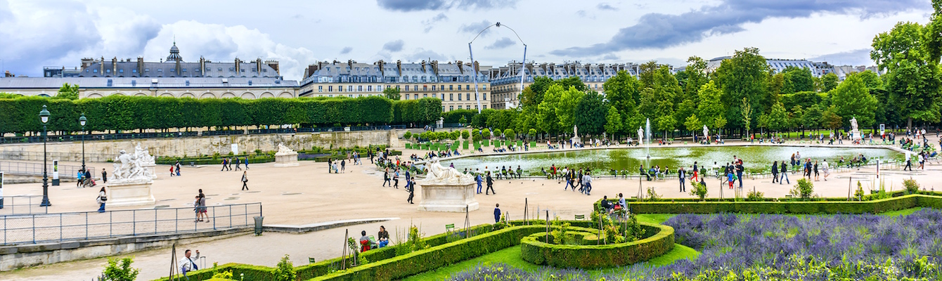 Les Tuileries Paris