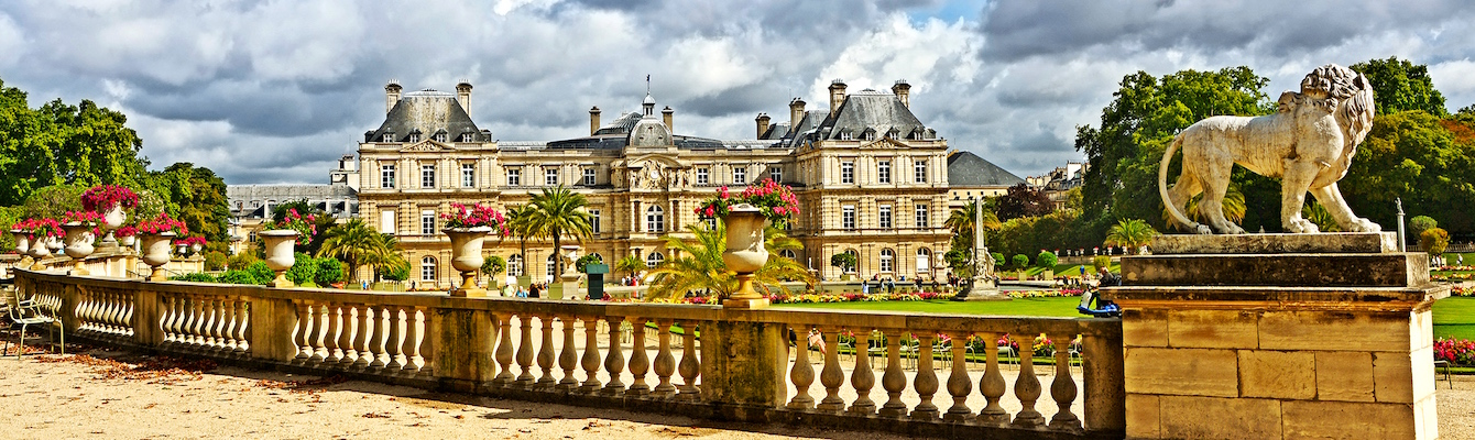 Los Jardines de Luxemburgo Paris