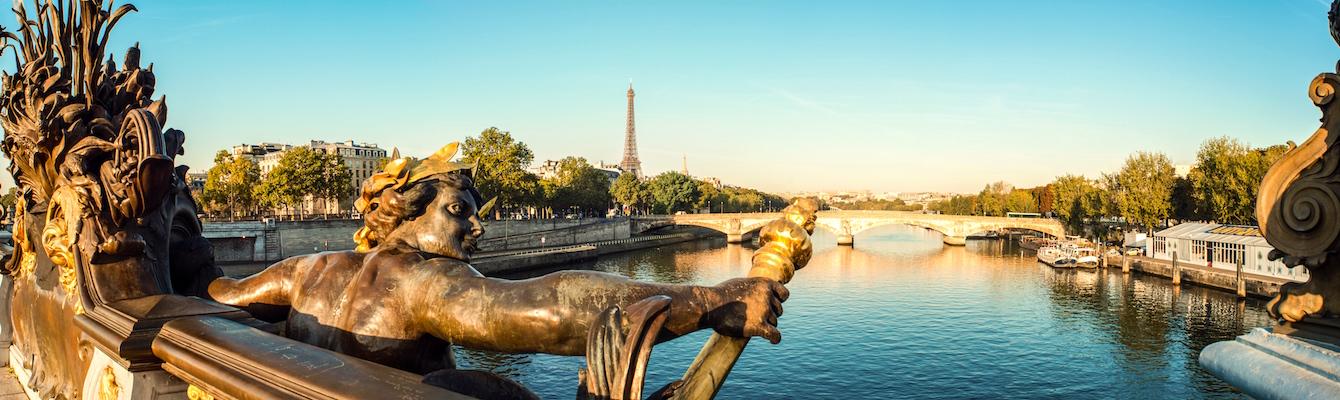 Puente del Alma Paris