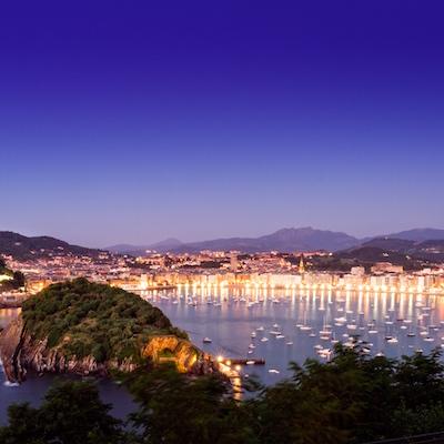 San Sebastian y Bilbao