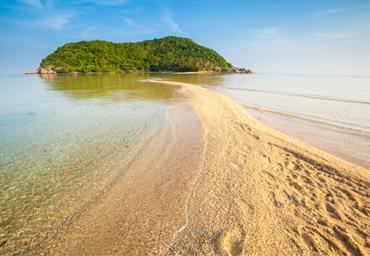 viajar a Tailandia en dos semanas