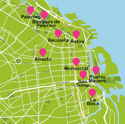 City Break Buenos Aires in 4 days
