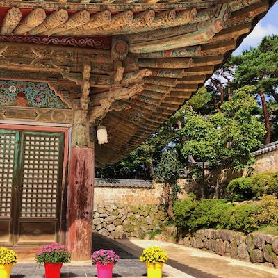 Bulguksa temple, Daereungwon Tumuli Park and Wolji Pond