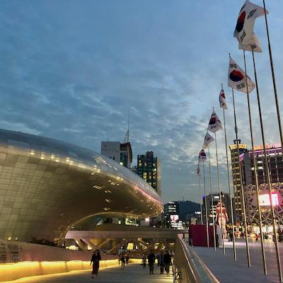 Seúl: Myeongdong y Dongdaemun
